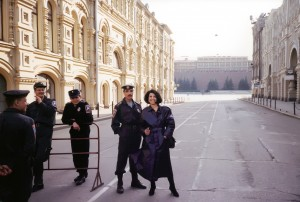 1993 - During Moscow uprising
